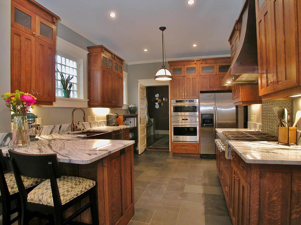 Renovated Kitchen, Design U0026 Build Services