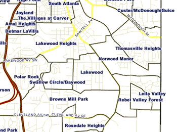 Atlanta Neighborhoods Atlanta Real Estate